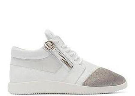 Giuseppe Zanotti Megatron Sneaker - White