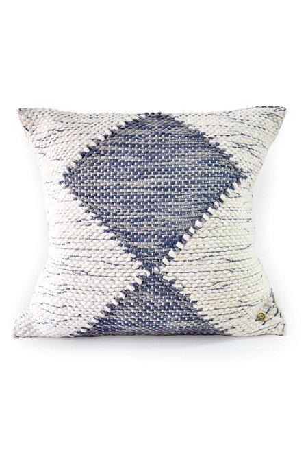 Wayil Blue Diamond Wind Pillow