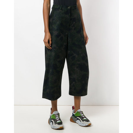 Henrik Vibskov Siri Pants - Dark Disguise