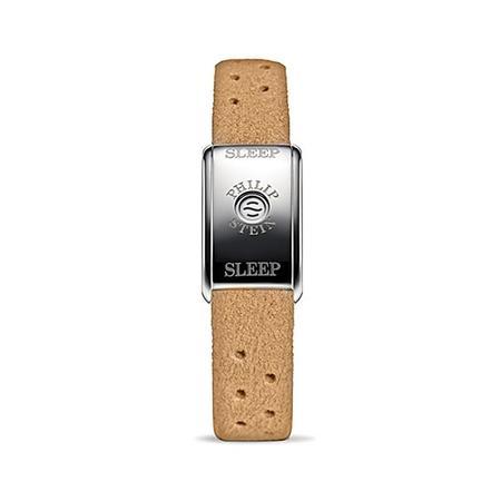 Philip Stein Classic Sleep Bracelet With Micro Fiber Strap - Camel