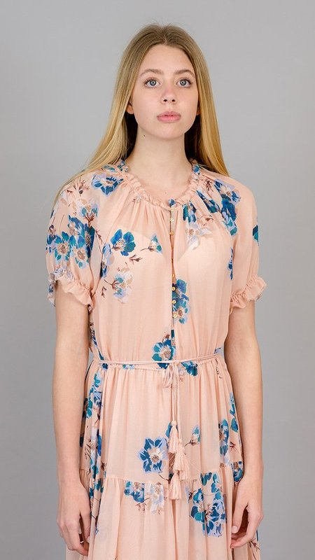 Ulla Johnson Carmen Dress - Nude