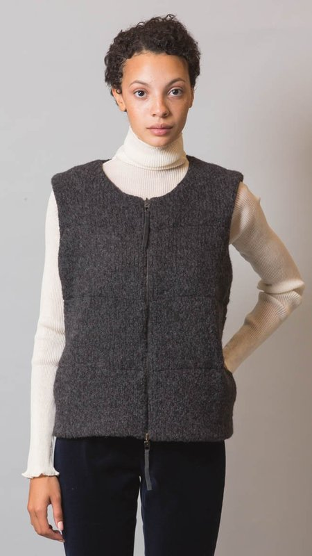 TONET Reversible Vest - Gray