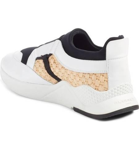 Robert Clergerie Salvy Woven Sneakers