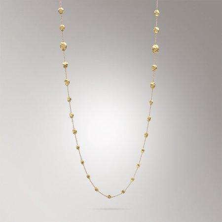 "Marco Bicego Siviglia 36"" Necklace - 18k Yellow Gold"