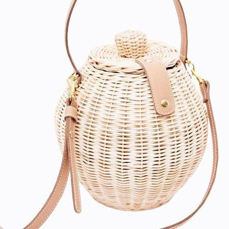 Ulla Johnson Tautou Basket - Natural