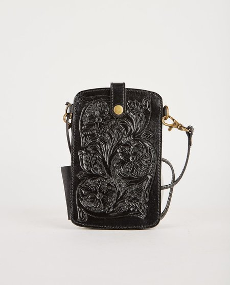 R.P.S. Rio Tooled Leather Cell Case