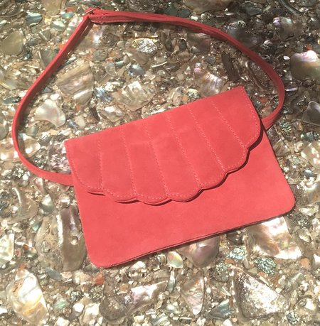 CAB Collection Shell Fanny Pack - CHERRY