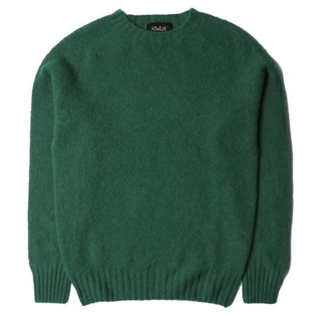 Howlin' Birth Of Cool Knit Sweater - Forest