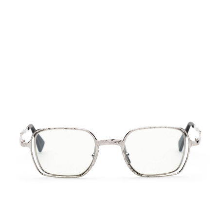 Kuboraum H12 SI Sunglasses - Silver