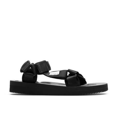 Suicoke Depa Sandals - Black