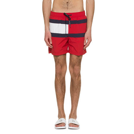 TOMMY JEANS Swimshorts - red