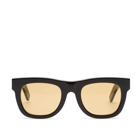 Super Sunglasses Ciccio Sunglasses - Black