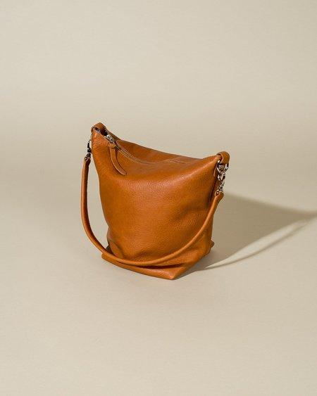 Wood&Faulk Crossbody Bag - Fawn