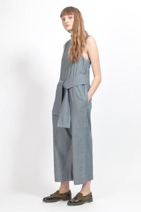 Toit Volant Carlie Comfort Jumpsuit - Navy Stripes