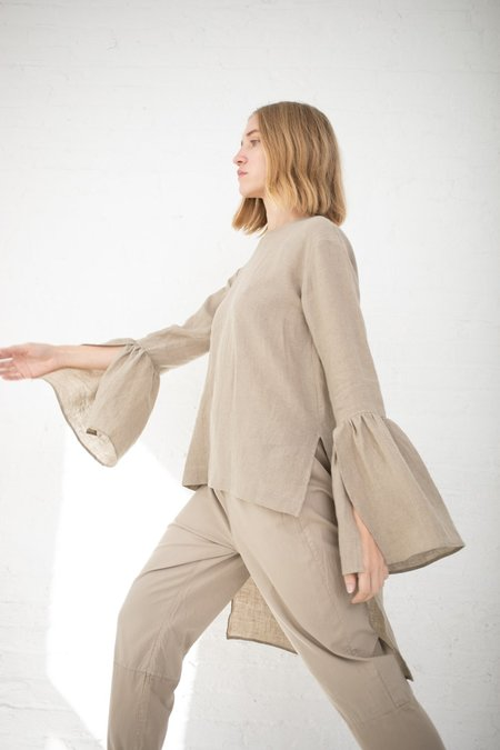 Cosmic Wonder Long-Sleeved Shirt - Beige