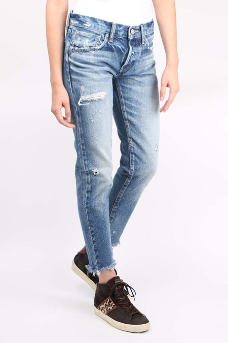 MOUSSY MV Kelley Tapered Jeans
