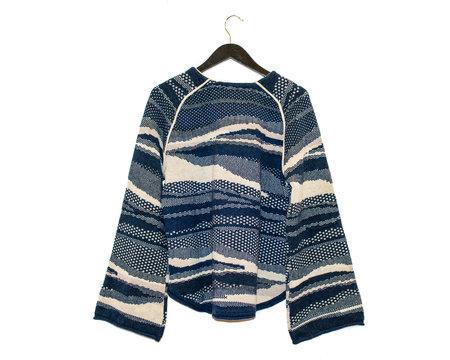 Good Omen Sediment Pullover - Navy