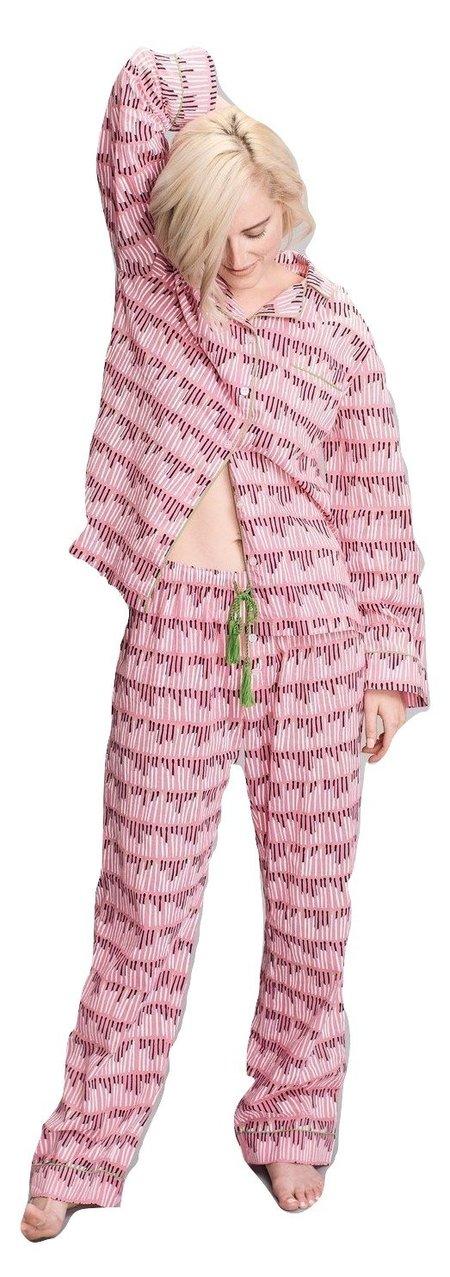 Dawson & Hellmann Matchstick PJ's - Pink
