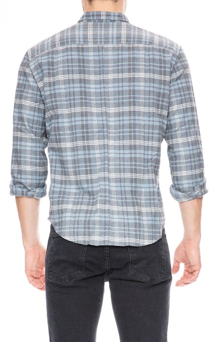 Frank & Eileen Luke Flannel Shirt - Plaid