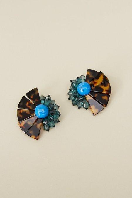 Rachel Comey Marquee Earrings - Multi