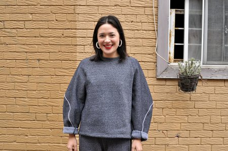 Odeyalo Pastel Sweater
