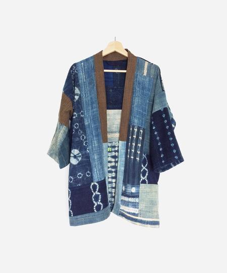 COATZ Quilt Coat - BLUE