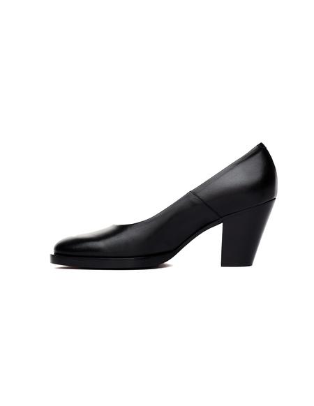 A.F.Vandevorst Leather Pumps - Black