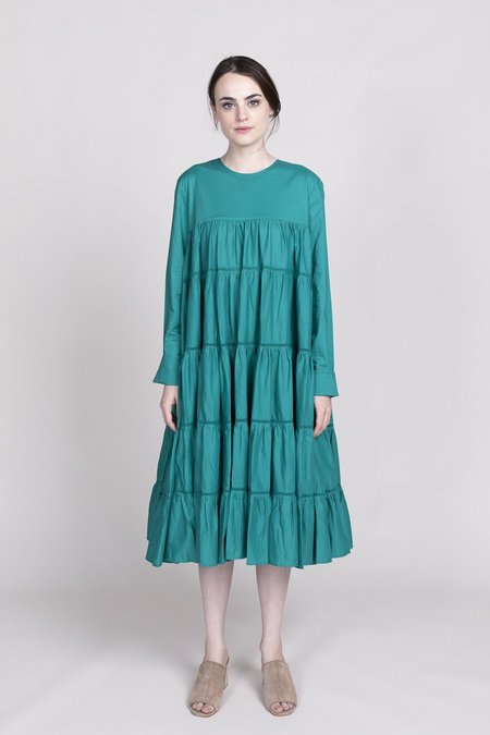 Merlette Essaouira Dress - Malachite