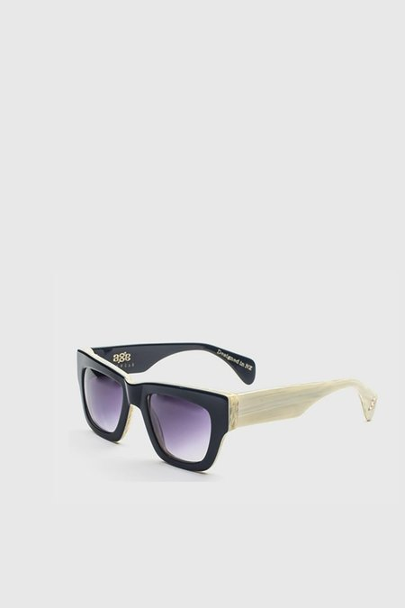 Unisex Age Eyewear Sabotage - Black / Bone