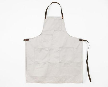 Apron & Bag Deluxe Apron - Natural
