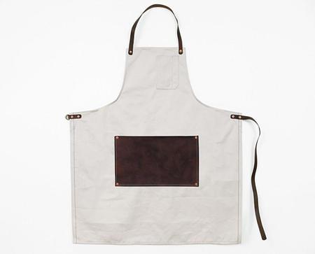 Apron & Bag Leather Lap Apron - Natural