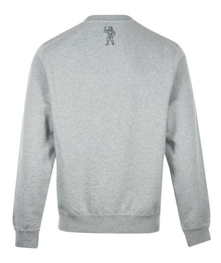 Billionaire Boys Club Small Arch Logo Crewneck - Grey