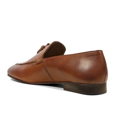 Hudson London  Bolton Slip On Shoe - Tan