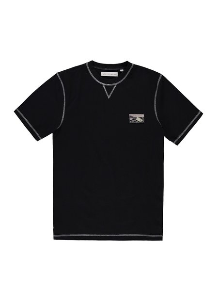 L'Homme Rouge Climber T-Shirt - Black