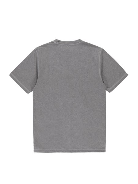 L'Homme Rouge Climber T-Shirt - Light Grey Melange
