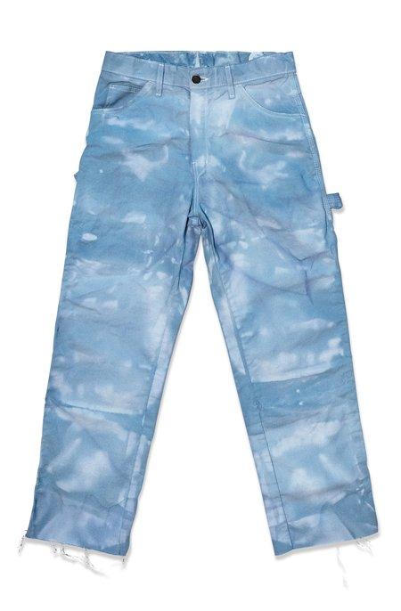 Upstate Dyed Dickies Pants - Beach Boy