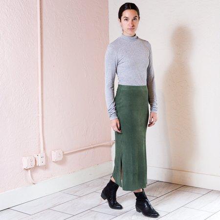Native Youth Cupola Skirt - Jade Green