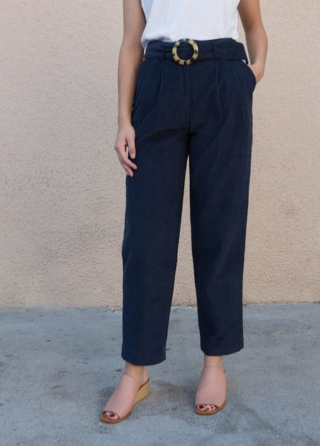 Ajaie Alaie Wear the Pants - NAVY
