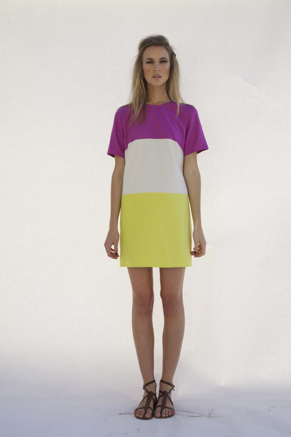 Heidi Merrick Seabright Dress