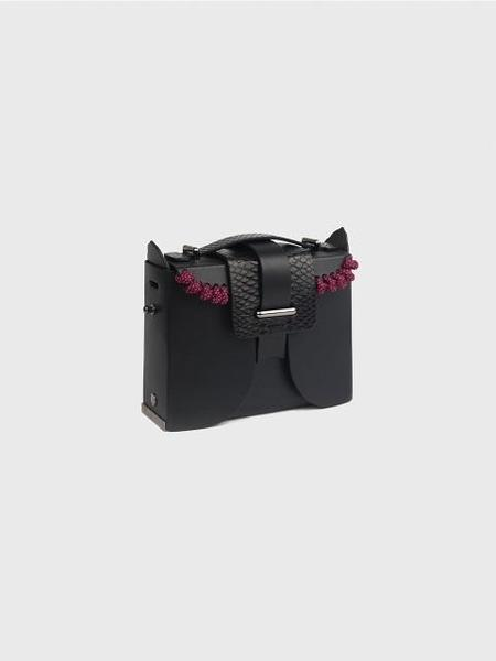 Boulhaus Python Paracord Gong Bag - Mild Black