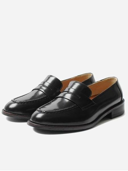 ROMANTIC MOVE Smart Loafer - Black