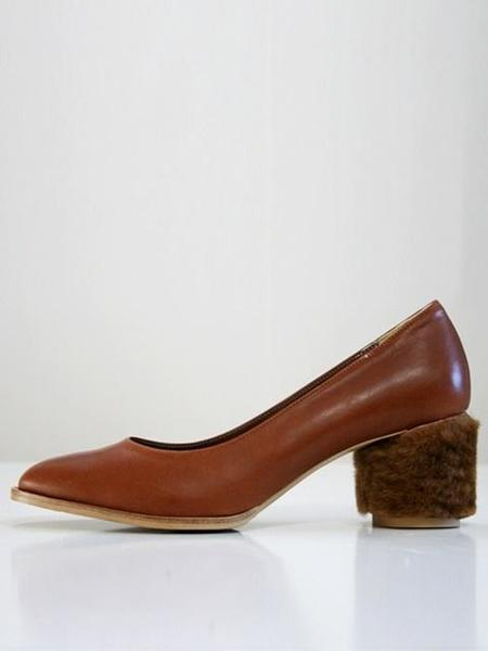 MARYRINGO MR-AA100BR Shoes - Brown