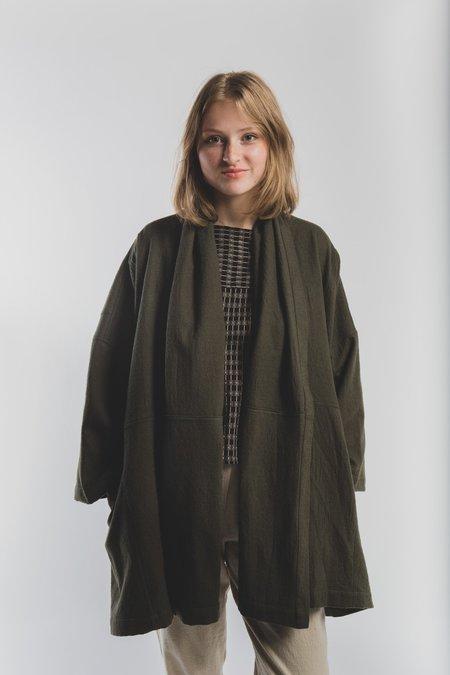 Atelier Delphine Antwerp coat - Olive