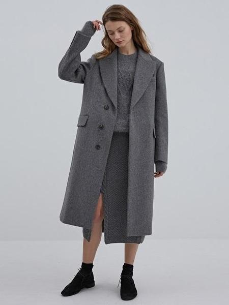 DYS Cabinet Coat - Gray