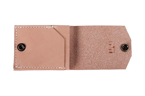 Union Wood Co. Billfold Wallet - Natural