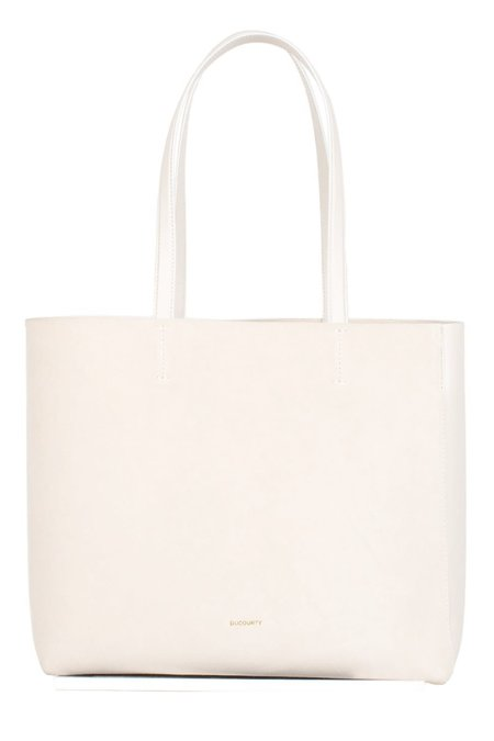 Ducourty Simone Tote Bag - Off-White