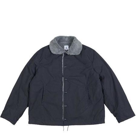Arpenteur Faux Fur-Lined Cotton Quart Jacket