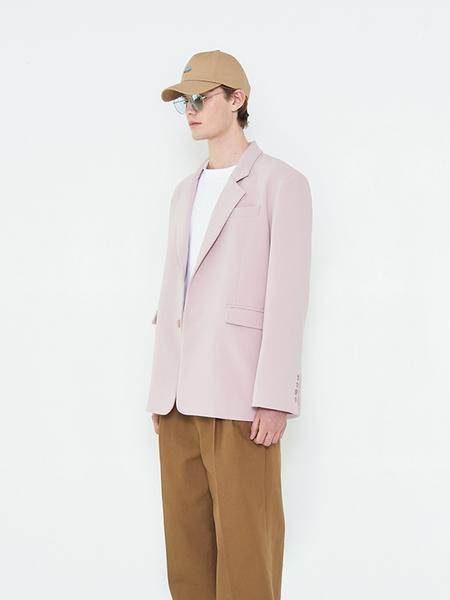 Unisex EVANLAFORET Single Jacket - Pink