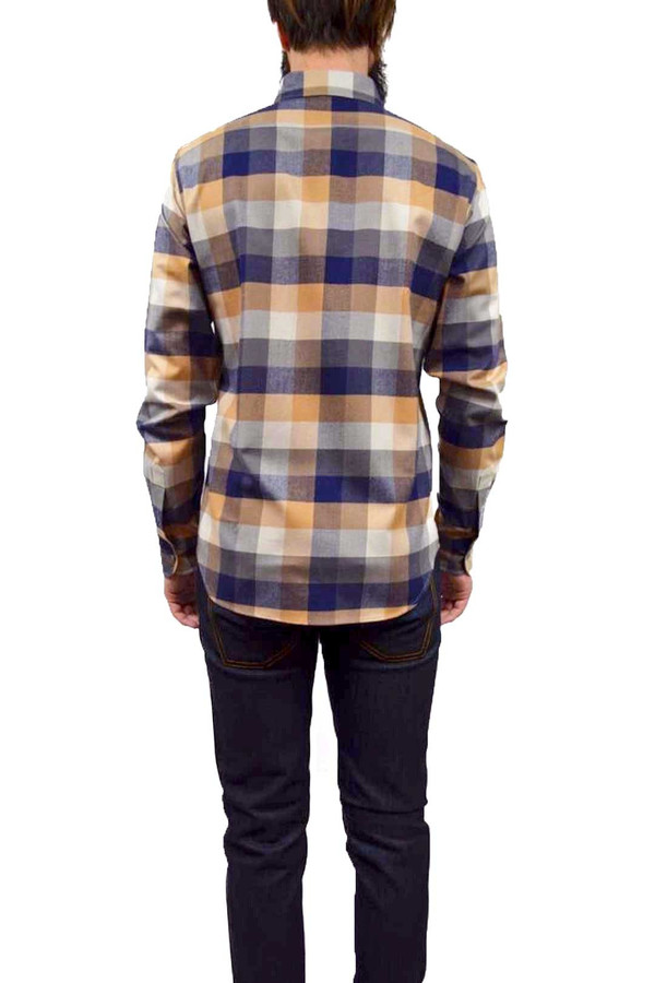 Men's Outclass Herringbone Check Flannel