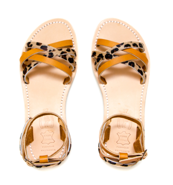 La Botte Gardiane Bali Sandals